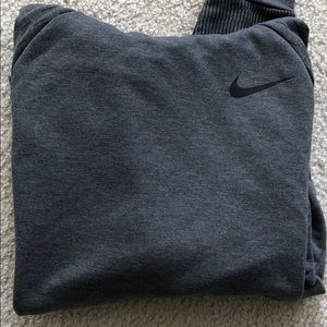 Nike hooded men's sweatshirt